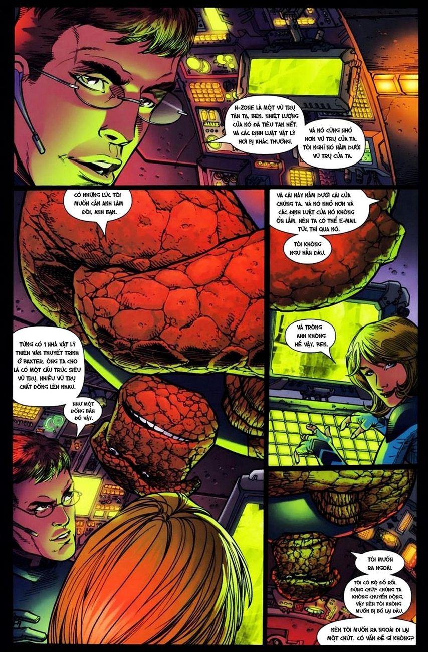 Ultimate Fantastic Four chap 15 - Trang 6