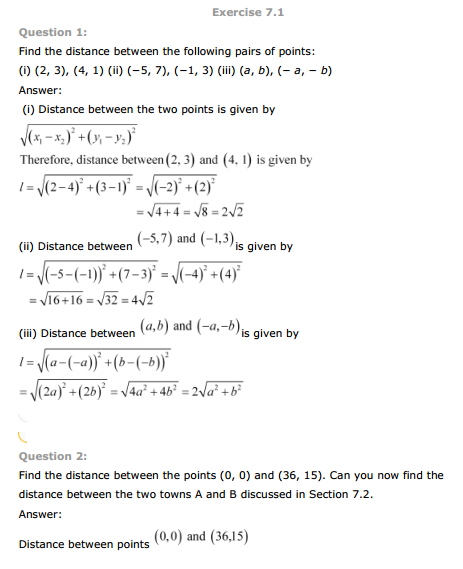 NCERT Class 10 Mathematics Free and Fast Download of PDF
