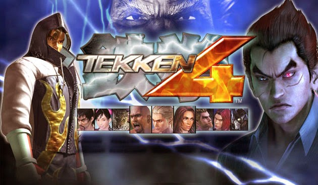 download tekken 4 for android