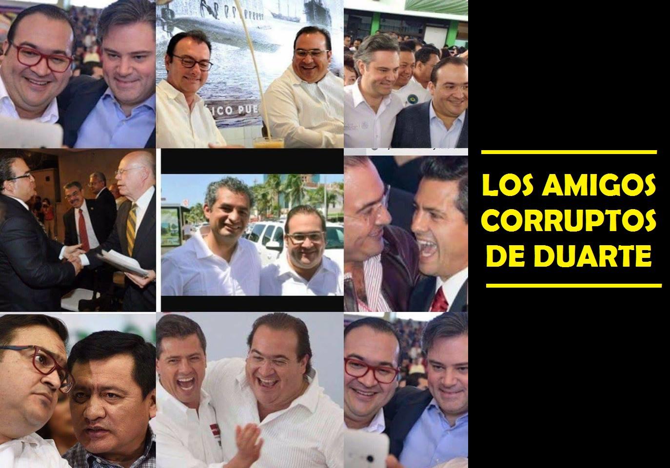 Los amigos de Duarte...