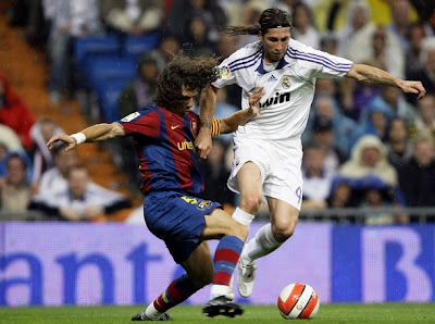 fc barcelona vs real madrid fotos