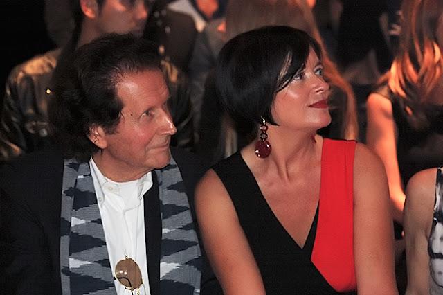 Mr.Facchini & Beatriz Millar
