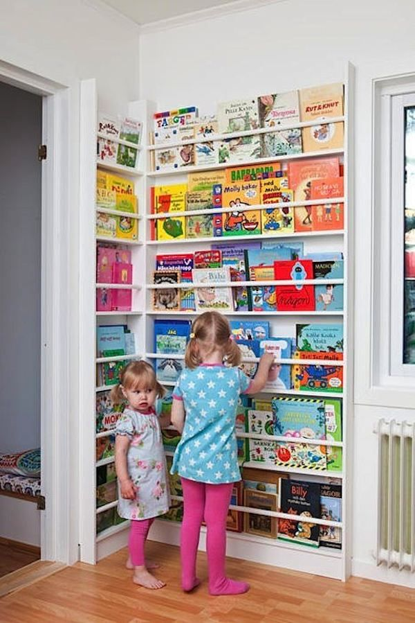 Hogar diez c mo organizar la habitaci n de tu hijo - Organizacion habitacion infantil ...