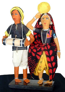 Couple Doll Crafts