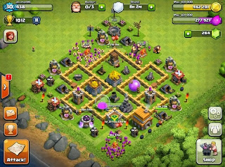 contoh base defense TH5