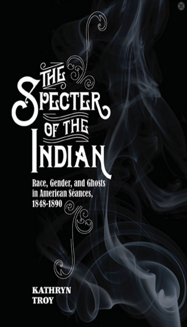 The Specter of the Indian: Available Now!