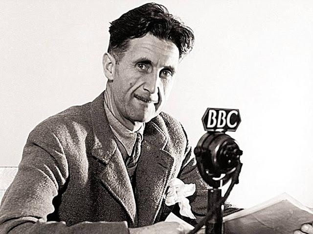 George Orwell: «Σημασία έχει να παραμένεις άνθρωπος, όχι ζωντανός»