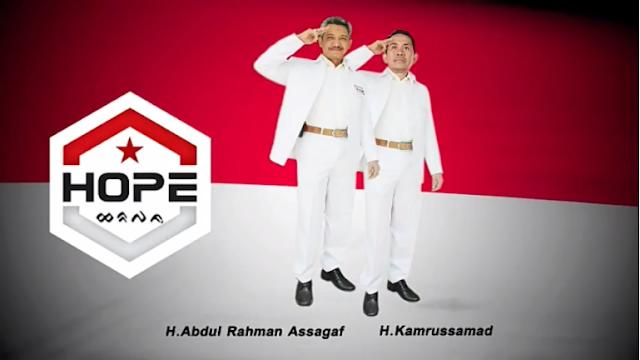 Rahman Assagaf dan Kamrussamad