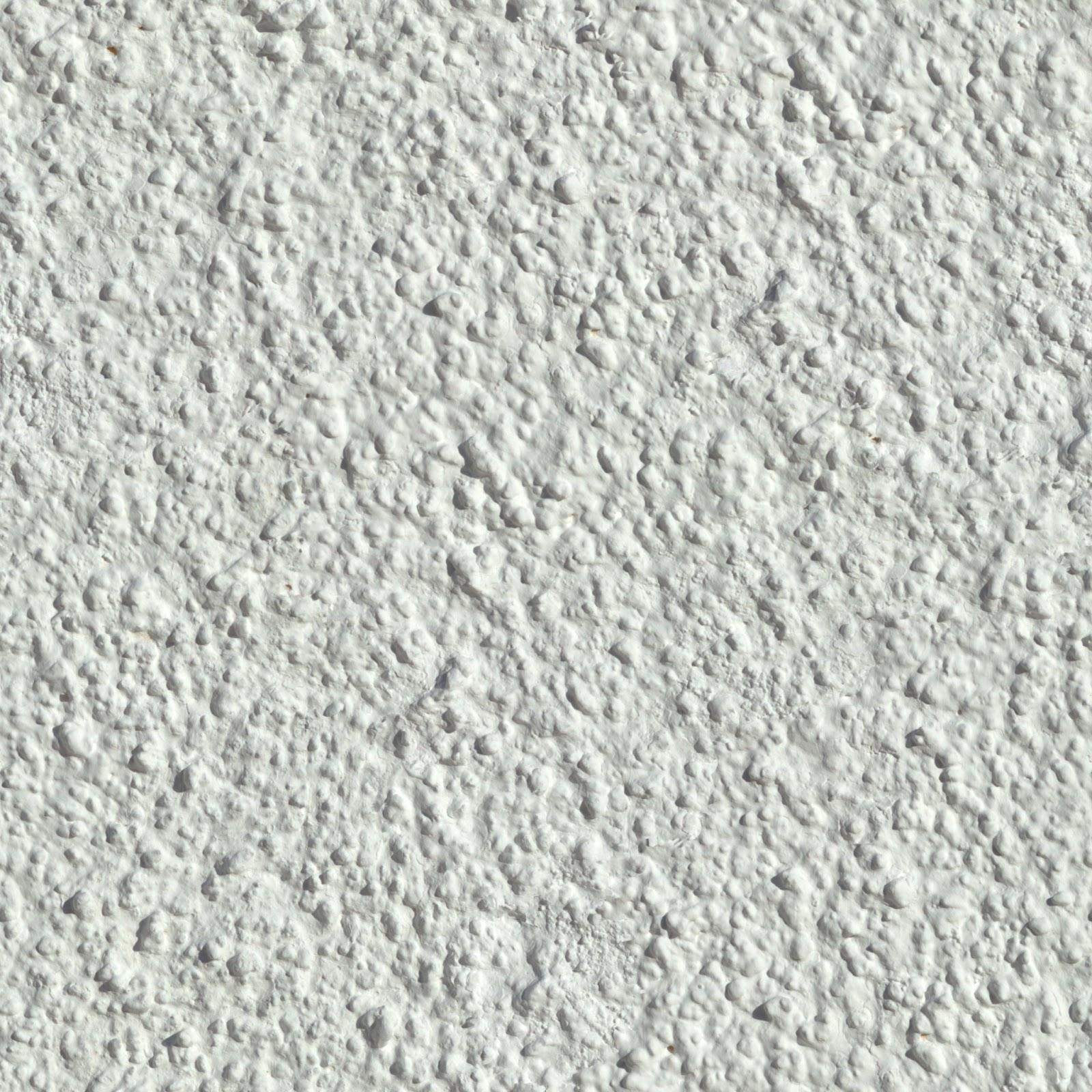 Stucco white wall plaster detailed seamless texture 2048x2048