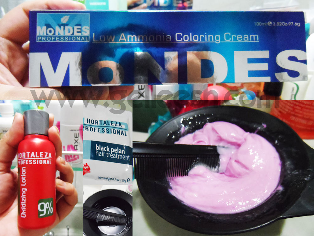 Where to buy mondes hair color