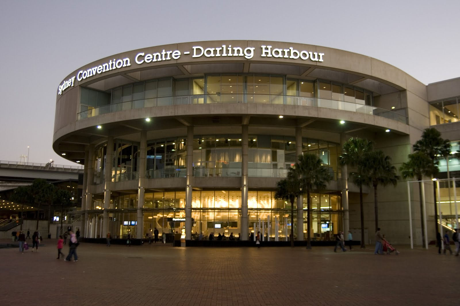 sydney exhibition center location - photo#6