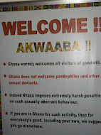 Welcome to Ghana