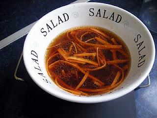 Sauce soja pour nems