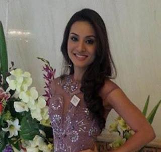 Queenierich Rehman - Miss World 2012