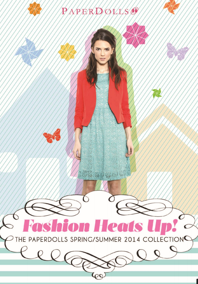 Peachy Pink Sisters: Press Release: Fashion Heats Up! The ...
