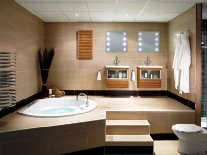desain kamar mandi mungil