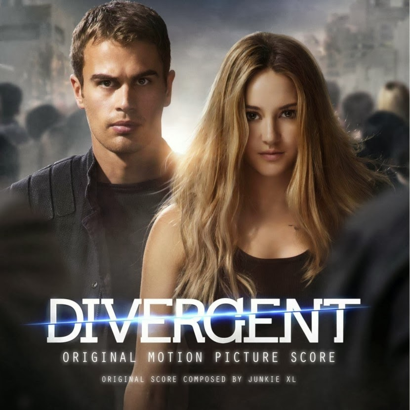 Fandomly Bookish: [Divergent] Here's the ALBUM COVER ART ...
