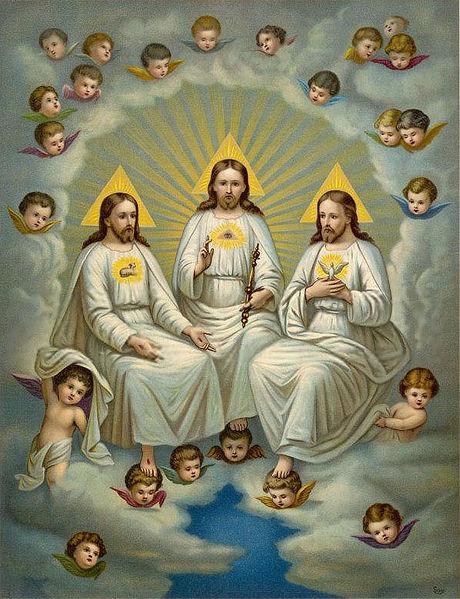 trinity and god