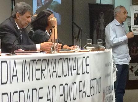 José Reinaldo, Secretário de Relações Internacionais do PCdoB