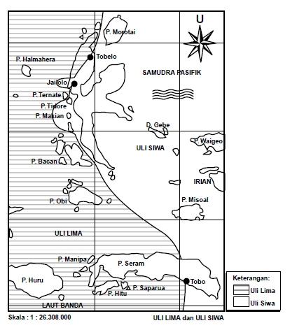 Historia Vitae Magistra: Kerajaan Ternate-Tidore