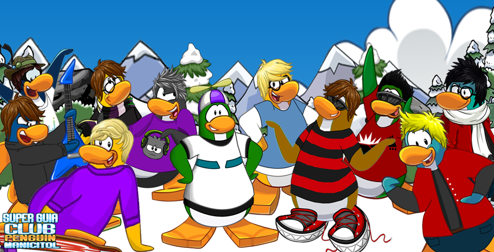 Club Penguin Manicitol Super Guía