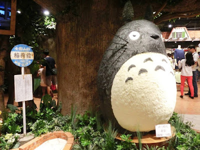 Totoro Fest at Donguri Republic, Taipei City Hall