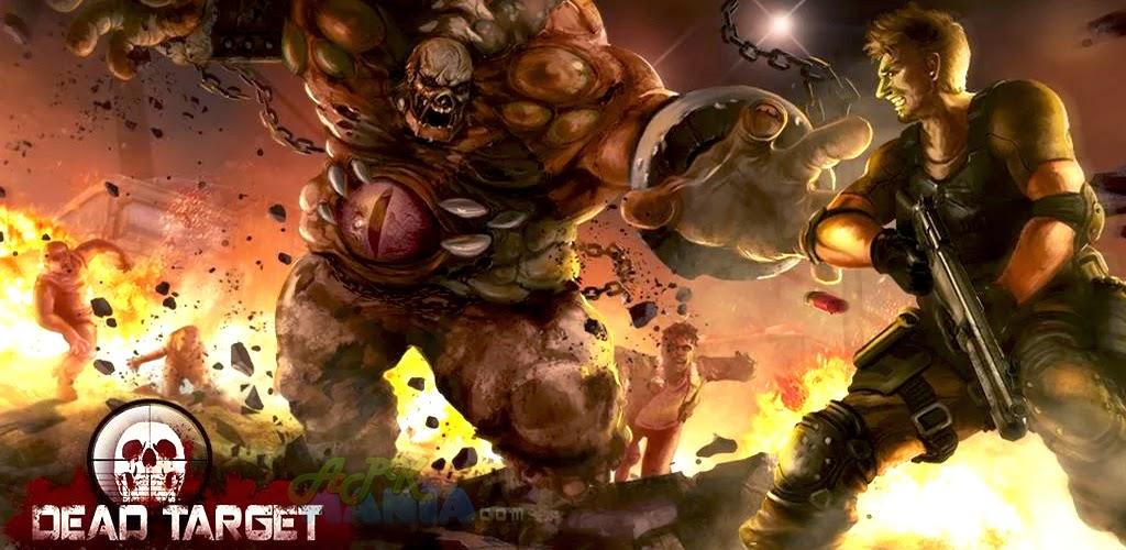 Dead Target: Zombie v1.4.7 APK [DINERO and GRANADAS ILIMITADAS] [PACKS DE SALUD]