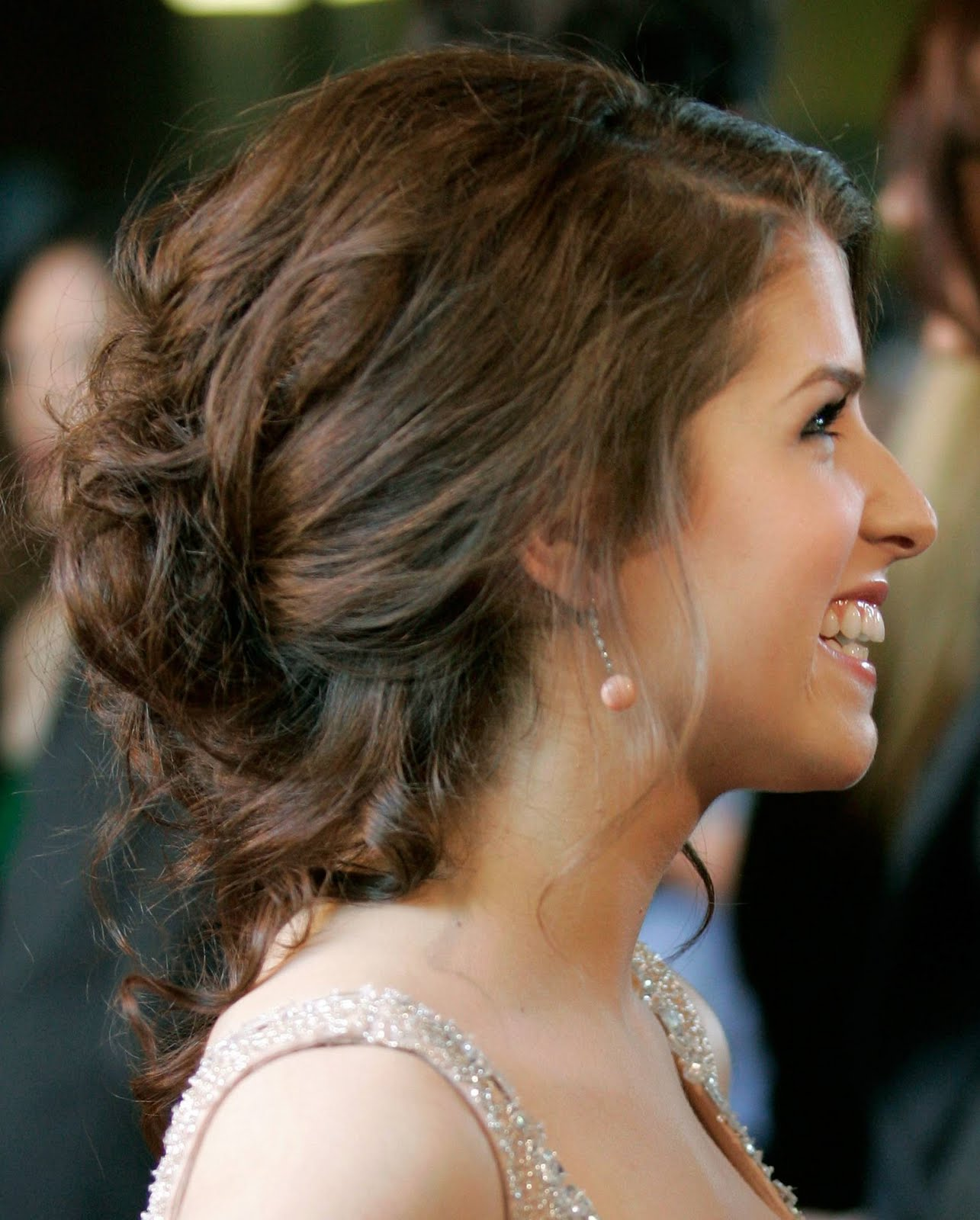 Women Fashion Hairstyle Wedding Updo Hairstyles