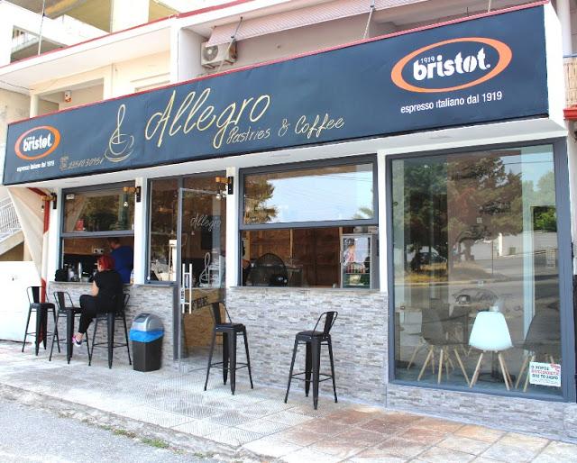 Allegro - pastries & coffe!