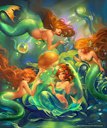 Sirenas en movimiento