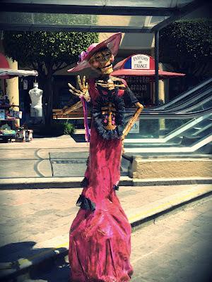 Día de los Muertos - Plaza Cuernavaca