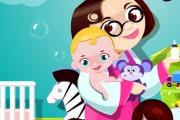 Bebek Kreşi ve Bebek Bakım Merkezi Oyunu