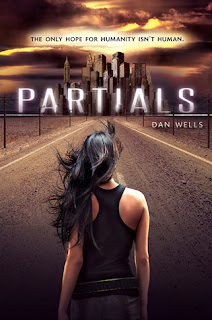 Review of the audiobook for Partials by Dan Wells