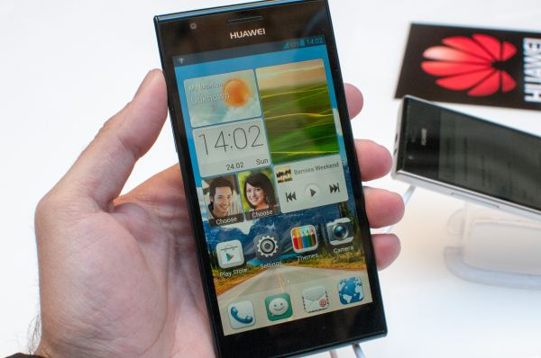 Huawei Ascend P2 un smartphone muy potente desde China