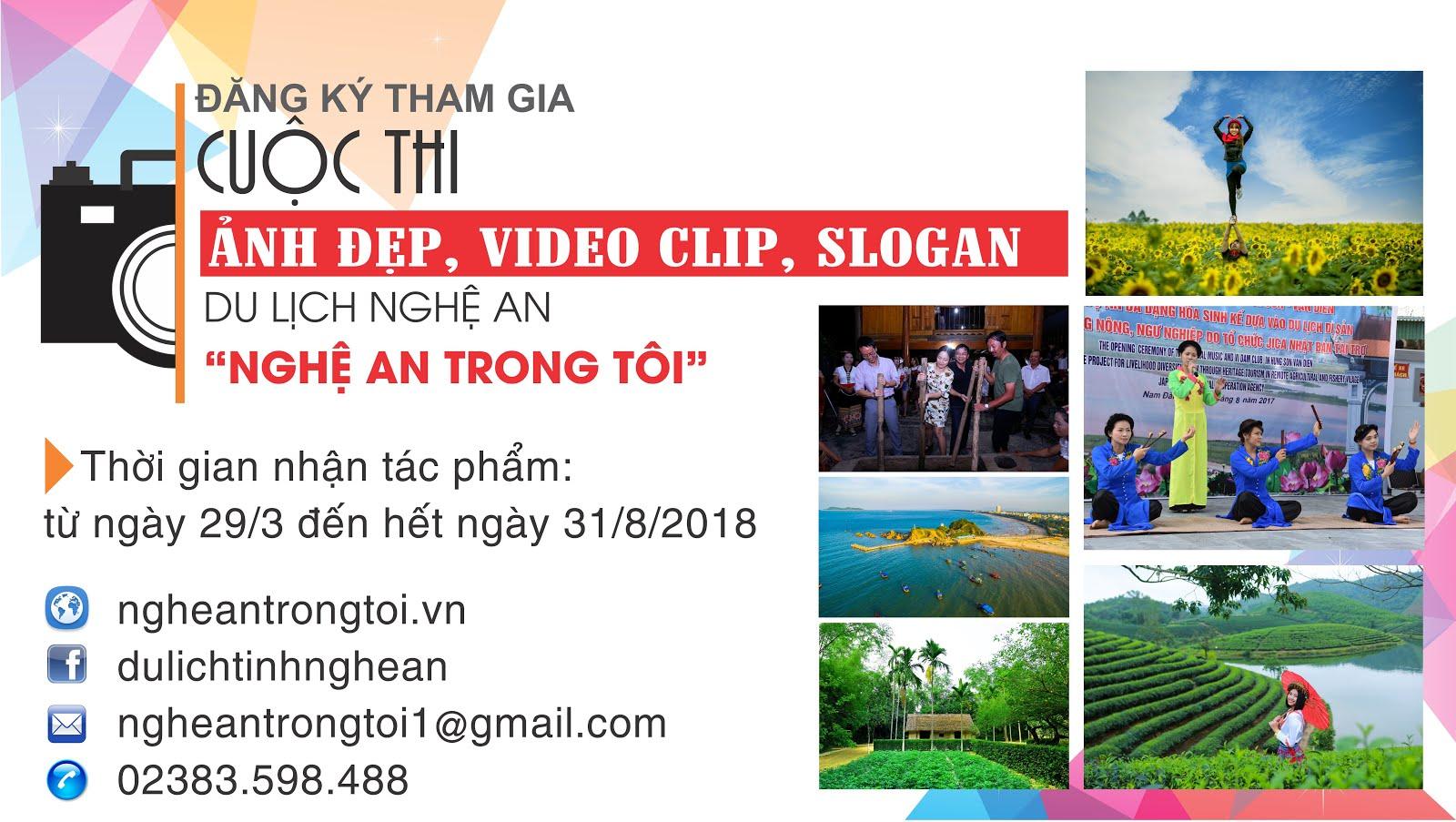 Cuộc thi ảnh đẹp Nghệ An