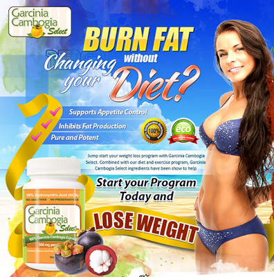 Garcinia Cambogia Select Weight Loss