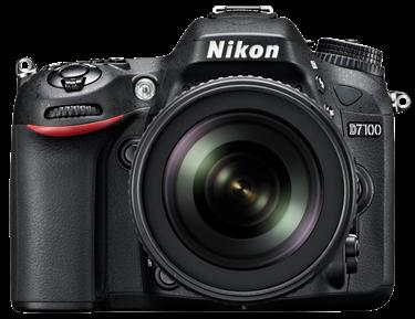 Nikon D7100 Camera User's Manual