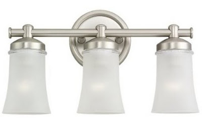 Eco-Friendly Bath Lighting, Brushed Nickel Bath Fixtures, Energy Star Bath Fixtures