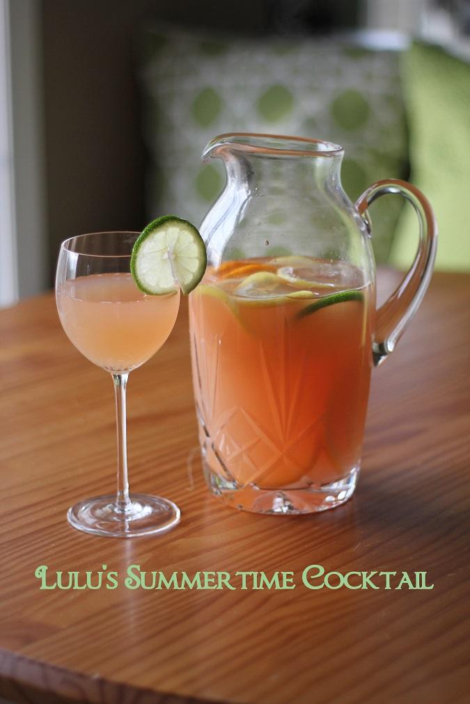 lulus love list, recipes, summer cocktail, summer wreath, urban decay lash lush system, Asics, macy's, sur la table