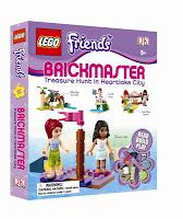 LEGO® Friends: Brickmaster - Treasure Hunt in Heartlake City