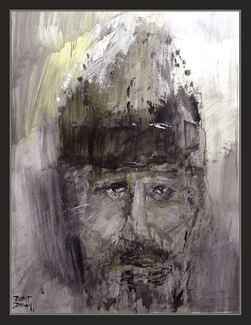 PERSIA-SOLDADOS-ALEJANDRO MAGNO-PINTURA-PINTOR-ERNEST DESCALS-