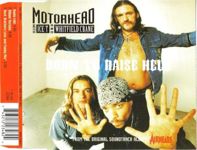 Motorhead With Ice-T & Whitfield Crane – Born To Raise Hell (CDS) (1994) (320 kbps)