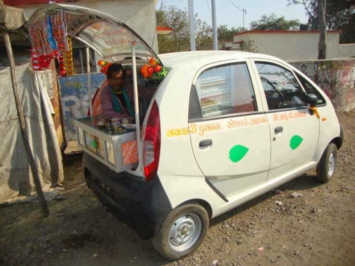 Juggaar Hack Your Life Mobile Car Shop