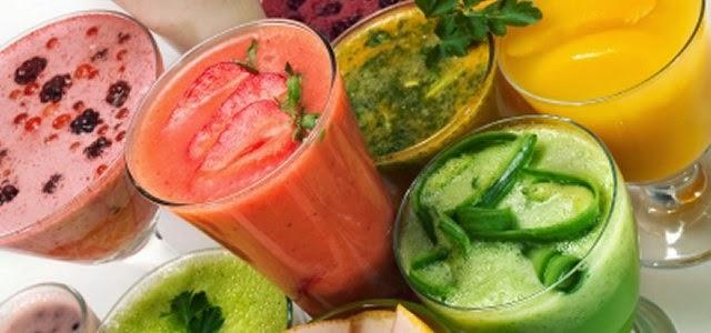 Smoothie, Bebida refrescante, Frutas