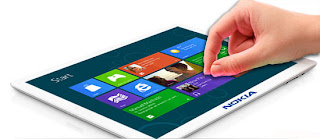 Nokia to Launch Windows Tablet 10 inch