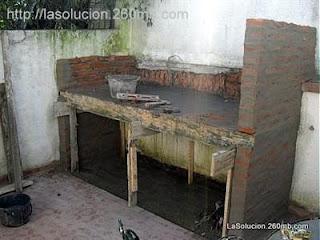Estufas chimeneas y barbacoas octubre 2011 - Hacer chimenea barbacoa ...