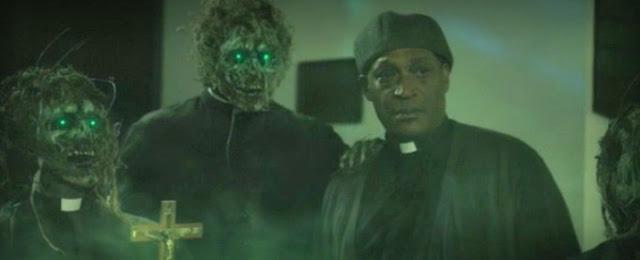 Tony Todd in Live-Evil