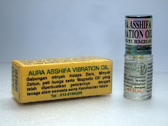 AURA ASSHIFA VIBRATION OIL