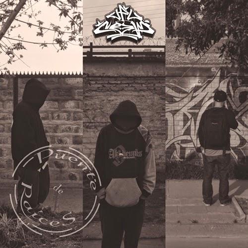 Violenta Pesadilla Urbana Crew - Puente de Raíces (2014)