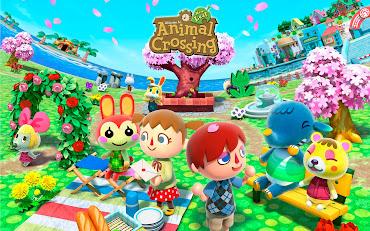 #2 Animal Crossing Wallpaper